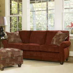 I think I found my new livingroom furniture  302 Sofa by Smith Brothers