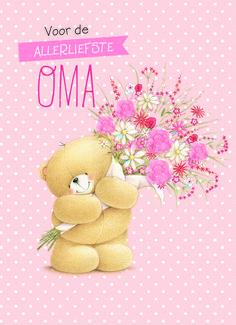 Happt Birthday, Tatty Teddy, Family Quotes, Friends Forever, Kawaii, Teddy Bears, Happy, Cute, Random Stuff