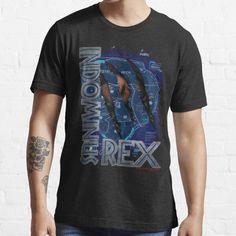 Indominus Rex, Art Programs, Tshirt Colors, Wardrobe Staples, Female Models, Classic T Shirts, Fan Art, Tees, Fabric