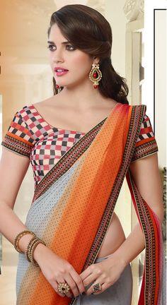 Beautiful Girl Indian, Most Beautiful Indian Actress, Beautiful Saree, Gorgeous Women, Beauty Full Girl, Beauty Women, Stylish Sarees, Saree Models, Indian Models