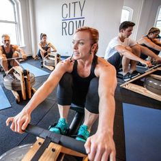 The Ultimate HIIT Rowing Workout for Total-Body Toning. Shape.com