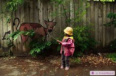 Straatkunst natuur 12