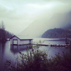 Buntzen Lake, Canada
