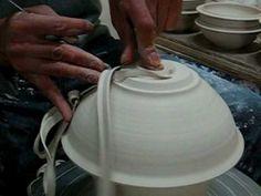 Korean Porcelain Trimming Skills w/ Moon Byeong Sik