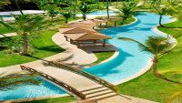 Punta Cana Vacations - Secrets Royal Beach - Unlimited - Luxury, Adults-Only  - This colorful Caribbean resort offers adults a seaside escape to romance and many daily and nightly activities.