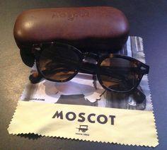 5dcb8232e6c2 Moscot Sunglasses (Lemtosh Tortoise