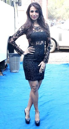 94e292a5be7b Malaika Arora Khan   Kangna Ranaut promotes  Queen  on  India s Got Talent