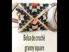 Especial dia das mães #4: Bolsa square - YouTube
