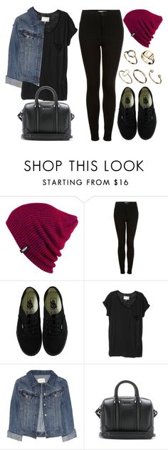 """Style #9361"" by vany-alvarado ❤ liked on Polyvore featuring Vans, Topshop, rag & bone, J.Crew, Givenchy and ASOS"