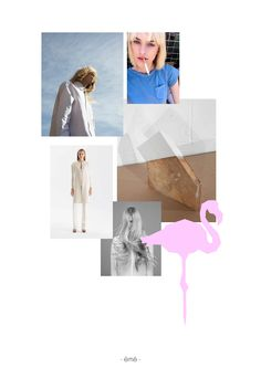 Inspiration mood for the Aruba SS'15 Campaign and lookbook shoot!