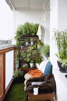 Below are the Balcony Garden Design Ideas. This post about Balcony Garden Design Ideas was posted under the Outdoor category by our team at July 2019 at am. Hope you enjoy it and don& forget to share this . Narrow Balcony, Small Balcony Design, Small Balcony Garden, Small Balcony Decor, Balcony Plants, Small Patio, Balcony Ideas, Small Balconies, Balcony Gardening