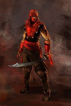 red cloak assassin warhammer fantasy - Recherche Google
