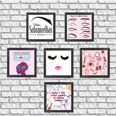 Eyes Wall Decals Eyelashes Wall Sticker Make Up Wall Decal Girls Eyes Eyebrows Wall Decor Beauty Salon Decoration Make Up Wall Decor Vinyl Decor, Vinyl Wall Decals, Wall Stickers, Rainbow Dash, Wall Canvas, Canvas Art Prints, Tao, Schönheitssalon Design, Makeup Poster