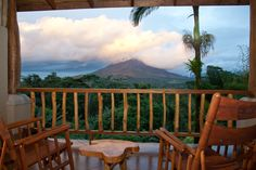 See the Arenal Volcano on an active vacation through Costa Rica with VBT.