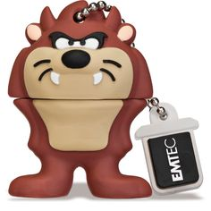 Shop EMTEC Looney Tunes Taz USB Flash Drive at Best Buy. Find low everyday prices and buy online for delivery or in-store pick-up. Usb Drive, Usb Flash Drive, Personnages Looney Tunes, Tasmanian Devil, Image Fun, Computer Accessories, Rv Accessories, Cartoon Characters, Cool Things To Buy