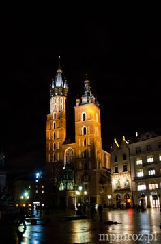 Cracow in Poland