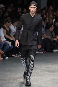 Givenchy Men's RTW Spring 2015 - Slideshow