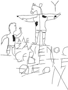 "A ""cartoon"" drawing was discovered in the quarters of the imperial pageboys at Rome and dated to AD 200. It mocks a fellow pageboy, Alexamenos, who was a Christian. The image shows Alexamenos before his god, whom the artist depicted as a man hanging on the cross with the head of an ass. The translated caption underneath the cartoon states, ""Alexamenos worships his God."" This may give you a little better appreciation for the way the world in the time of the Corinthians rejected the notion of…"