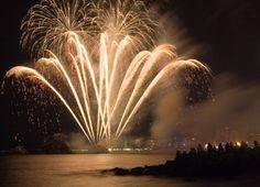 40 Colorful Firework Festivals Around The World