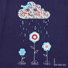 Camiseta En Abril, aguas mil azul tirantes, Ropa, Camisetas, Fechas señaladas, Cumpleaños, Fechas señaladas, Día de la madre
