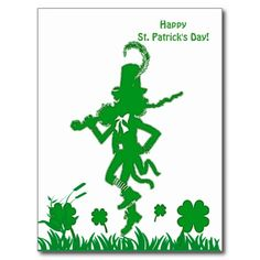 St. Patrick's Day Leprechaun Postcard so please read the important details before your purchasing anyway here is the best buyHow to          St. Patrick's Day Leprechaun Postcard Here a great deal...