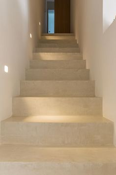Escaliers en Mortex - Applicateur: Ibiza House Renovation