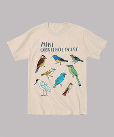 Vegas Gold 'Mini Ornithologist' Tee