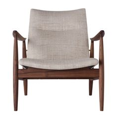 Rivage (Fabric)  Danish inspired but totally Japanese in its ergonomic refinement and meticulous execution.    Available at Kozai Modern  $2,650
