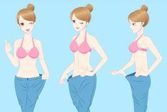 9 enkle nattevaner for en flad mave - Få dem alle her i artiklen Flat Stomach, Flat Belly, Fitness Tips, Health Fitness, Coach Me, Good Habits, Muffin Top, Gym Workouts, Pilates