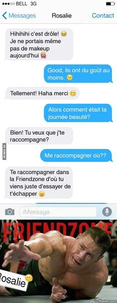 Hilarious Text About Girl vs.Friendzone - Funny Text - - Hilarious Text About Girl vs.Friendzone The post Hilarious Text About Girl vs.Friendzone appeared first on Gag Dad. Funny Texts Jokes, Text Jokes, Funny Text Fails, Funny Girl Memes, Humor Texts, Funny Memes About Girls, Memes Humor, Funny Humor, Friend Zone