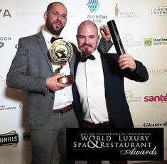 Örömmel jelentjük be hogy éttermünk két díjjal is gazdagodott a World Luxury Restaurant Awards 2018-as szériájában! Immáron büszkén viseljük Közép-Európa #legjobb olasz konyhájának és #legszebb belsőépítészeti megoldásokkal rendelkező éttermének címét. A megtisztelő díjakat éttermünk séfjei (Albók Gyula és Szepesi Gábor) vették át az észak-írországi gála ceremónián. Köszönjük hogy szavazatotokkal hozzájárultatok sikerünkhöz!  #avalonristorante #winner #best #italiancuisine…