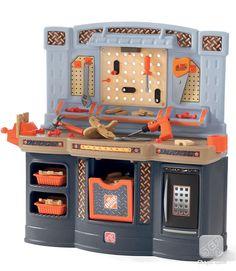 Home Depot® Big Builders Workshop