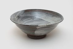 Tim Lake Ceramic Footed Bowl 01