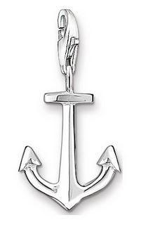 Ein Anker als Symbol der Liebe und des Halts. Charm von Thomas Sabo auf www.christ.de