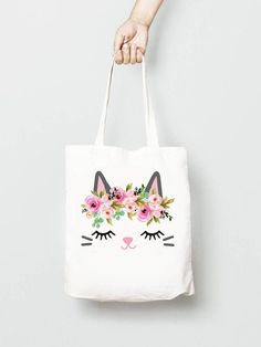 This listing includes one canvas tote bag with optional personalization. This listing includes one canvas tote bag with optional personalization. Perfect… This listing i Painted Canvas Bags, Canvas Tote Bags, Canvas Totes, Diy Canvas, Diy Tote Bag, Cute Tote Bags, Cloth Bags, Handmade Bags, Purses And Bags