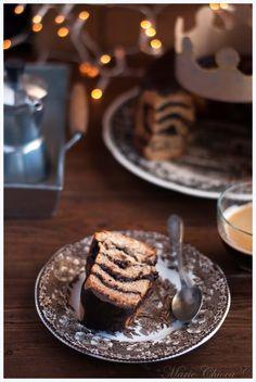 Nocciola, attention danger… babka à la nocciola IG bas Muesli, Granola, Cake & Co, Vegan Kitchen, Sweet Cakes, Chocolate Lovers, Cupcake Cakes, Cupcakes, Sweet Treats