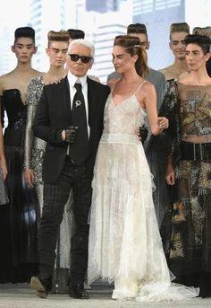 Karl Lagerfeld mit eigener Kollektion