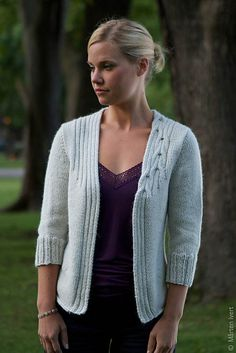 Ravelry: Metro pattern by Connie Chang Chinchio