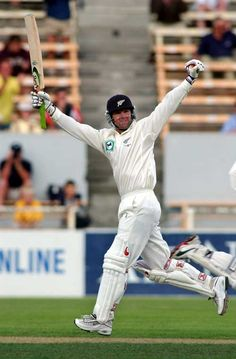 GREAT FINISHES: New Zealand needed 550 in a touch over two days to beat England in Christchurch. Then, this is what happened: Nathan Astle scored 222 in just 168 balls - 200 of which came in 153 balls, a record for the fastest double-hundred in Tests. New Zealand made 451 in the fourth innings. And lost by 98 runs. But, boy, what a thrilling chase it was. Remember? No? Click the pic for the complete story.