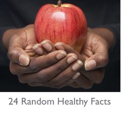 24 Healthy Facts That Will Blow Your Mind  2. There are more bacteria in your mouth than there are people in the world.