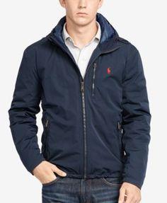 Polo Ralph Lauren Men's Down Jacket   macys.com http://www.99wtf.net/men/mens-fasion/dressing-styles-girls-love-guys-shirt-included/
