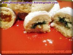 ΜΠΙΣΚΟΤΑ ΓΕΜΙΣΤΑ ΜΕ ΛΟΥΚΟΥΜΙ!!! Μμμμμ...λουκουμι ειναι.. | Νόστιμες Συνταγές της Γωγώς