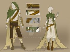 (CLOSED) Adoptable Outfit Auction - 9 by Risoluce on DeviantArt