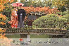 [攝影機構] LA-VIE Photography 福岡  福岡柳川 紅葉 和服