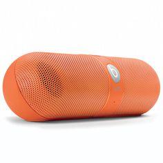 Neon Orange Pill
