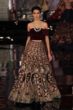 Manish Malhotra - India Couture Week 2016