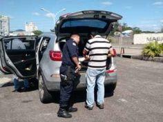 Multas de trânsito: GMF de Florianópolis apreende veículo paraguaio por circulação ilegal +http://brml.co/1WkDEF8