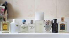 There are wide known four types of perfumes, Perfume, Eau de Perfume, Eau de Toilette and Eau de Cologne. There is also the fifth type, Eau Fraiche.