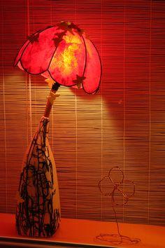 Blog de roserecelecreation :Rose Recèle...d objets en tous genres..luminaires, miroirs, bijoux,créations uniques et sur mesure, Envolés
