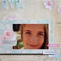 TERESA COLLINS DESIGN TEAM: Sweet Moments featuring Sweet Afternoon by Yvonne Blair